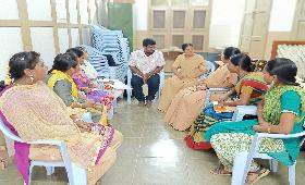 CPP Training for SESC Staffs, Tiruppattur, Vellore