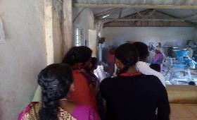 Exposure Visit to Jawathi Hills & Tiruppattur on Organic Product Marketing