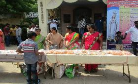 Market Scan was done at different parishes in Chennai