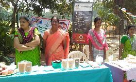 Market Scan was done at Loyola College, Chennai