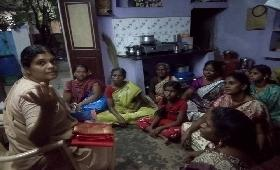 SDC visited all the SHG in Chennai